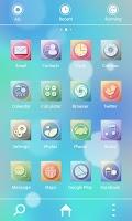 Screenshot of (FREE) iC GO Launcher Theme