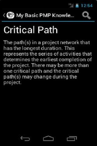 玩書籍App My Basic PMP Knowledge免費 APP試玩