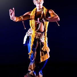 Lord Krishna by Rishav Chakraborty - News & Events Entertainment