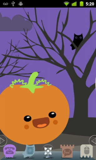 Halloweenies Theme
