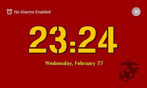 Gunny Ermeys Alarm Clock - screenshot