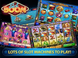 Screenshot of SlotBOOM