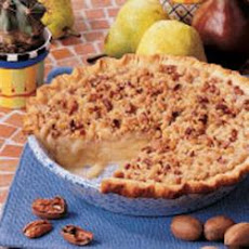 Ginger Pear Pie