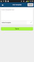 Screenshot of MyNotifier