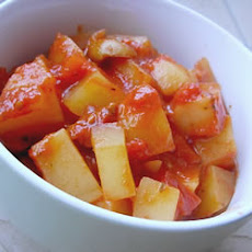 Greek Potato Stew