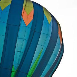 Hot Air Balloon by Brenda Hooper - News & Events Entertainment ( hot air, little rock, park, event, balloon, arkansas )