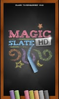 Screenshot of Magic Slate HD for Tablets