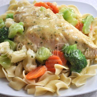 Creamy Chicken Skillet