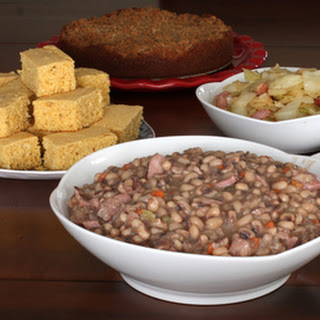 Spicy Southern Black-Eyed Peas