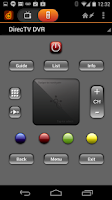 Screenshot of Dijit Universal Remote Control