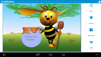 Screenshot of 3D Musical Greeting Cards Plus