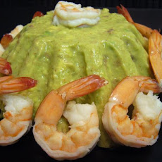 Molded Avocado Cream Salad