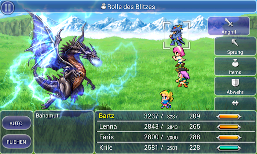 FINAL FANTASY V Screenshot
