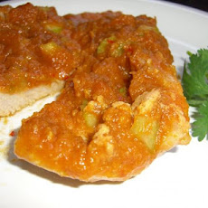 Pumpkin Pork Chops
