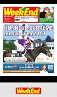 Screenshot of Week-End - le journal