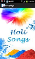 Screenshot of Holi Songs - Hindi Songs