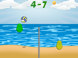 Screenshot of Beach Volleyball