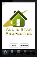 Screenshot of All Star Properties