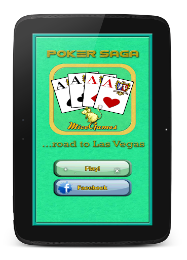 Poker Saga - roto Las Vegas - screenshot