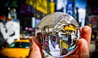 Screenshot of Crystal Ball Camera