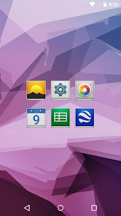 Lustre - Icon Pack Screenshot