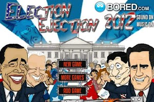 Screenshot of Election Ejection 2012