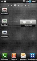 Screenshot of TapeMachine Lite Recorder