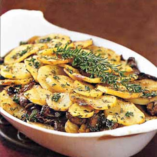 Portobello Mushroom And Potato Recipes