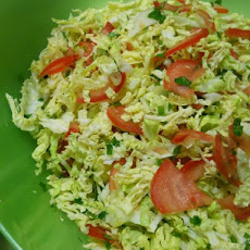 Lebanese Cabbage Salad