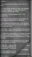 Screenshot of La Bible Catholique