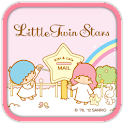 Little Twin Stars The letter icon