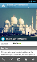 Screenshot of Abu Dhabi Guide by Triposo