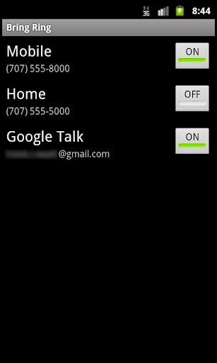 玩通訊App|Bring Ring (for Google Voice)免費|APP試玩