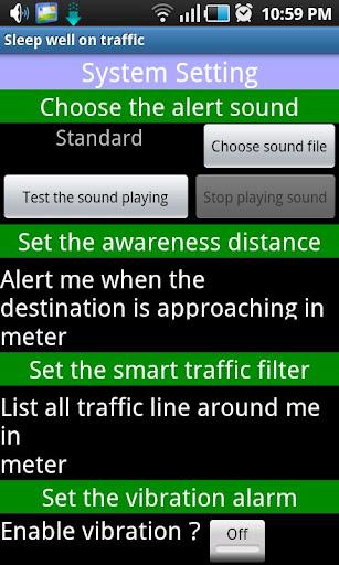 車上安心睡 交通運輸 App-愛順發玩APP