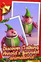 Screenshot of Talking Arnold the Elf Pro