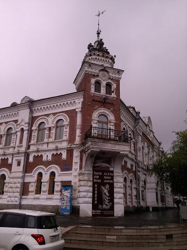 Амурский Областной Краеведческий Музей Имени Г. С. Новикова-Даурского