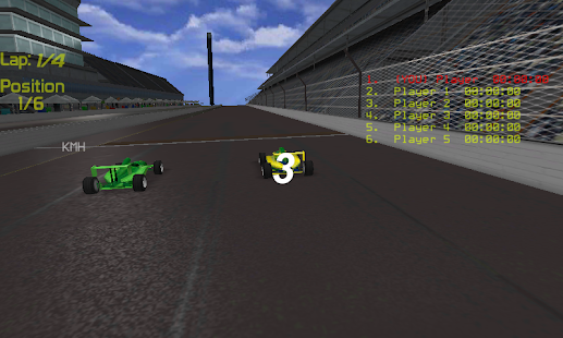 Samba Racer - screenshot