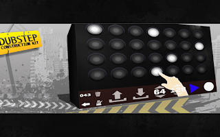 Screenshot of Dubstep Construction Kit