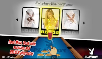 Screenshot of Playboy Pong Shot Reloaded