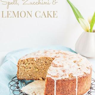 Lemon Spelt Cake Recipes