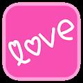 Love Fonts for FlipFont