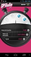 Screenshot of iPilule Pill Reminder