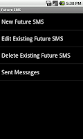 Screenshot of Future SMS