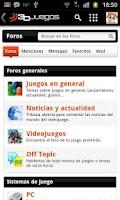 Screenshot of 3DJuegos