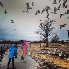 Fly higher by Joey Chen - Babies & Children Children Candids