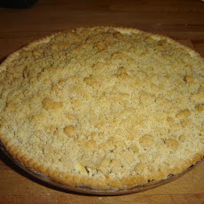 Awesome Gluten Free Apple Pie With Crumble Topping