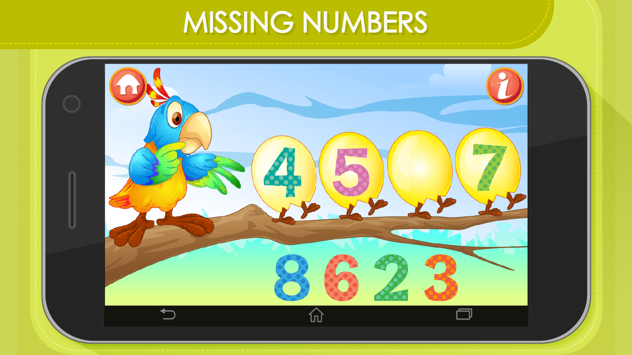 Kids Math Count Numbers Game Screenshot 12