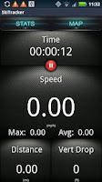 Screenshot of Ski Tracker+ by 30 South