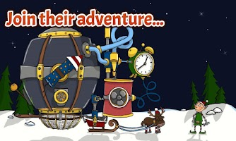 Screenshot of Christmas Story Elf Adventure