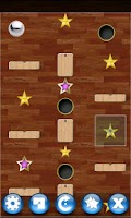 Screenshot of magnetic maze